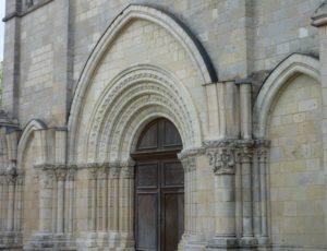 Eglise Notre Dame – Ancienne Collégiale St Outrille – Chatillon