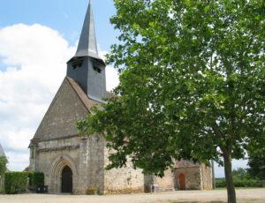 Eglise Notre Dame à Tilly