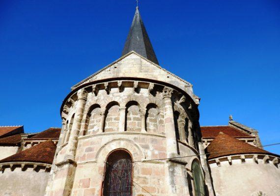 Eglise Saint-Amand © OTCDF