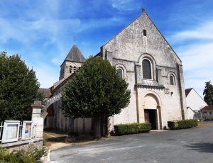 Eglise Saint-Blaise (c) Office de Tourisme Coeur de France (5)