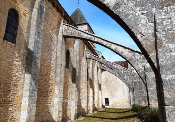 Eglise Saint-Blaise (c) Office de Tourisme Coeur de France