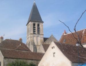 Eglise Saint-Génitour au Blanc