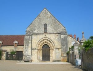 Eglise Saint-Georges à Ciron