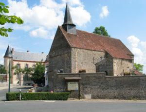 Eglise Saint-Nicolas à Beaulieu