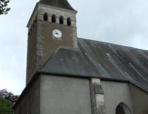 Eglise St-Etienne LE BLANC