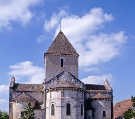 Eglise d'Ineuil 4 photo Editions Gaud