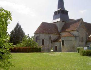 Eglise de Bommiers