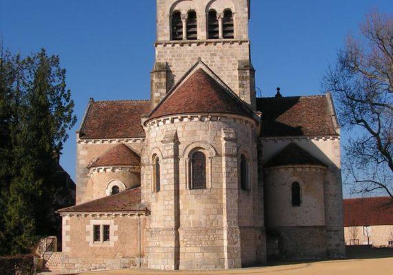 Eglise de La Berthenoux