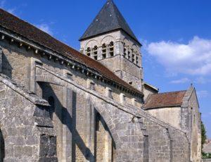 Eglise de La Celle 4 photo Editions Gaud