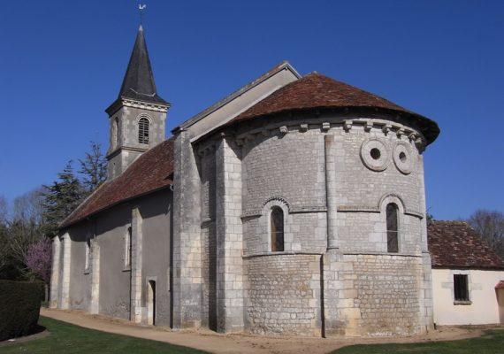 Eglise Saint-Martin de Lizeray