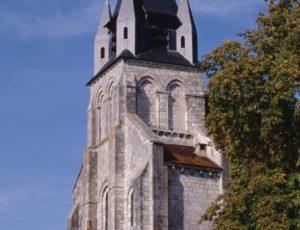 Eglise de Mehun sur Yevre 2 Photo Editions Gaud