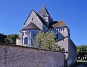 Eglise de Plaimpied 8 photo Editions Gaud