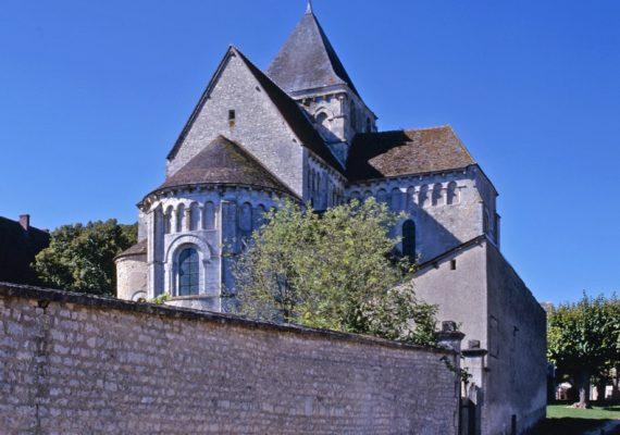 Abbatiale Saint-Martin à PLAIMPIED-GIVAUDINS - Patrimoine culturel ...
