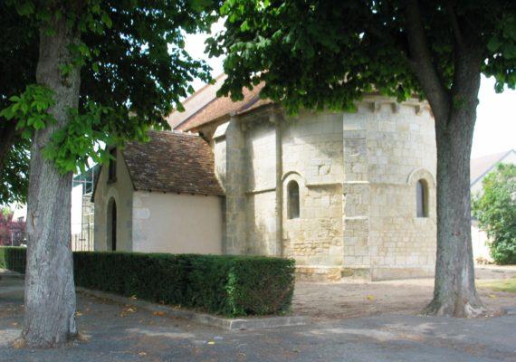 Eglise de Sainte-Lizaigne
