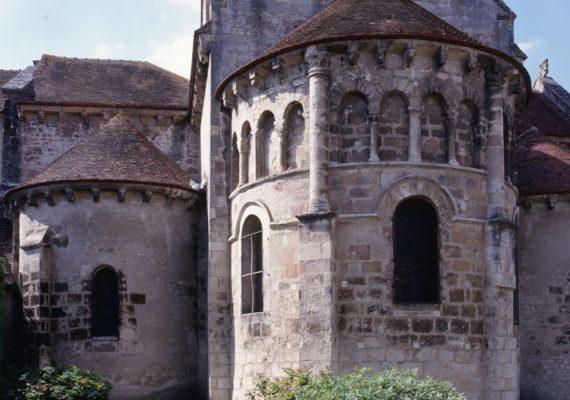 Eglise de St Amand Montrond, Tourisme Coeur de France
