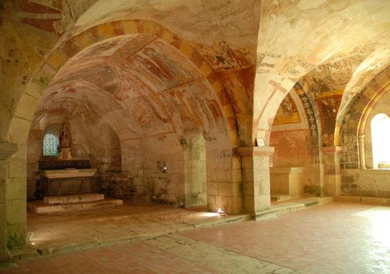 Eglise romane Notre Dame de Gargilesse