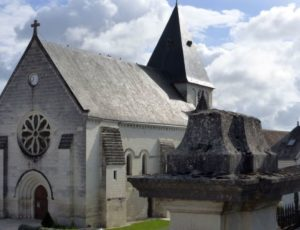 Eglise Saint-Nazaire – Azay-Le-Ferron