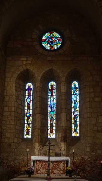 Eglise de Cluis