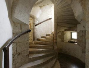 Escalier-medieval