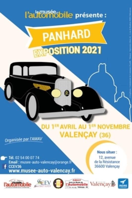 Exposition Panhard 2021