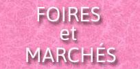 FOIRES-et-MARCHES