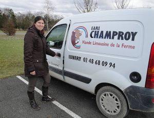 Ferme-de-Champroy