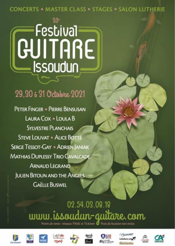 Festival de la Guitare 2021