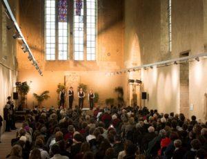 Festival de la voix a Chateauroux