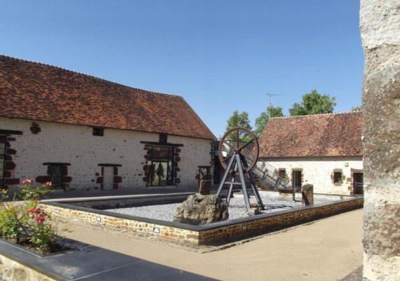 Domaine de la Touche – Chaillac