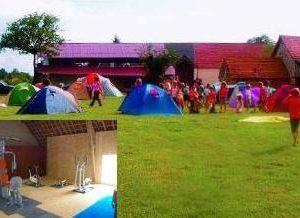 Camping à la ferme des Goyons