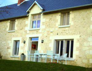 Gîte Clévacances «Touraine» Domaine de Bel-Etre
