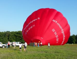 Gonflage-Ballon-Pr–paration