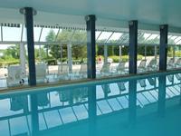 Grand Hôtel Les Dryades piscine