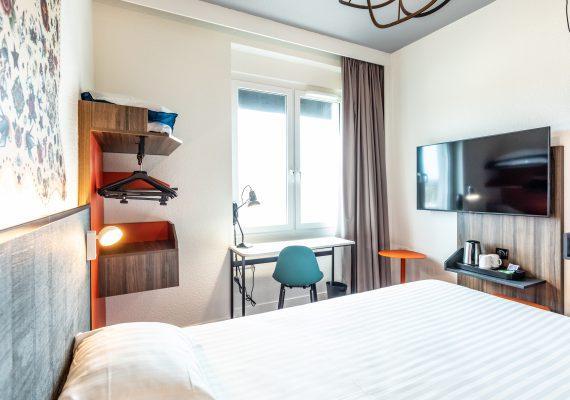 H1804 chambre double Confort