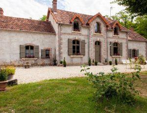 Domaine du Coudreau – Gîte Brocard