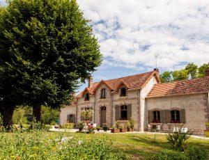 Maison d'hôtes – Domaine du Coudreau