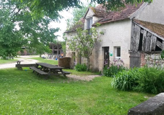 Relais Paysan à Tournon-Saint-Martin