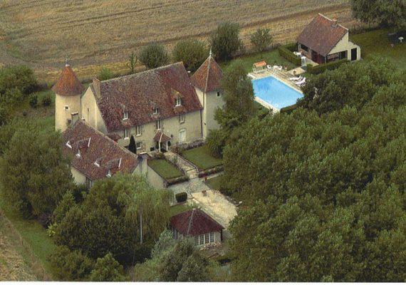 Petit château de Ste-Colombe