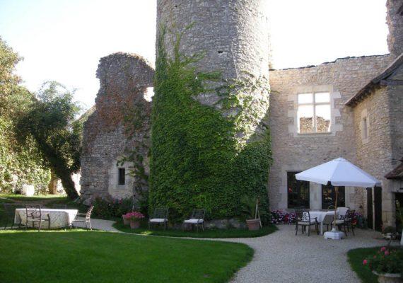 Château Féodal d'Ingrandes