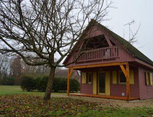 Chalet communal Côté Moulin