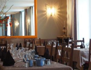 HOTEL LOGIS SAINT JOSEPH SANCOINS RESTAURANT
