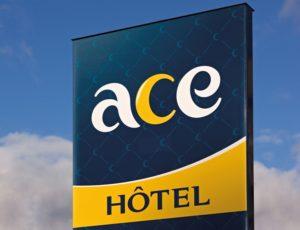 Hôtel ACE Châteauroux – 1