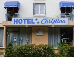 Hôtel Christina – Châteauroux – 1
