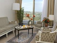 Hôtel Le Panoramic salon suite