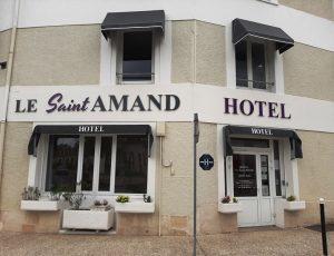 Hôtel Le Saint-Amand © OTCDF (2)