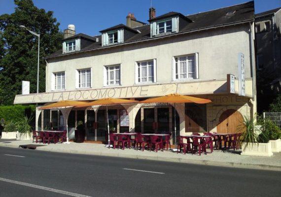 Hôtel de la Gare Issoudun