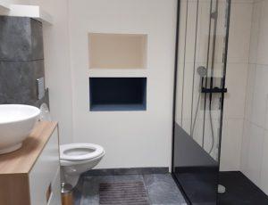 Huchette salle d'eau