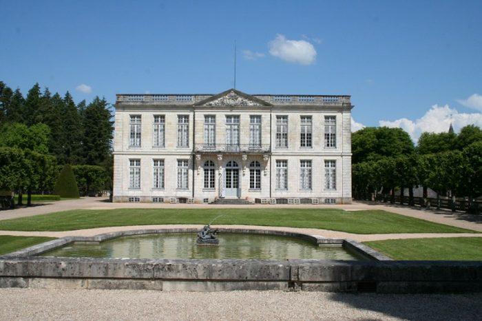 Jardins du château de Bouges