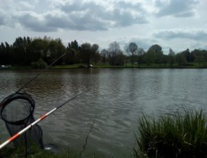 Pêche étang communal