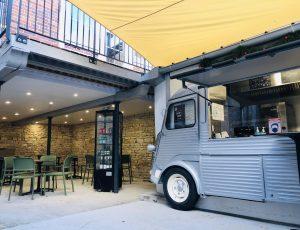 Food Truck avec terrasse